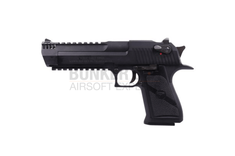 Licensed Desert Eagle L6 GBB Black