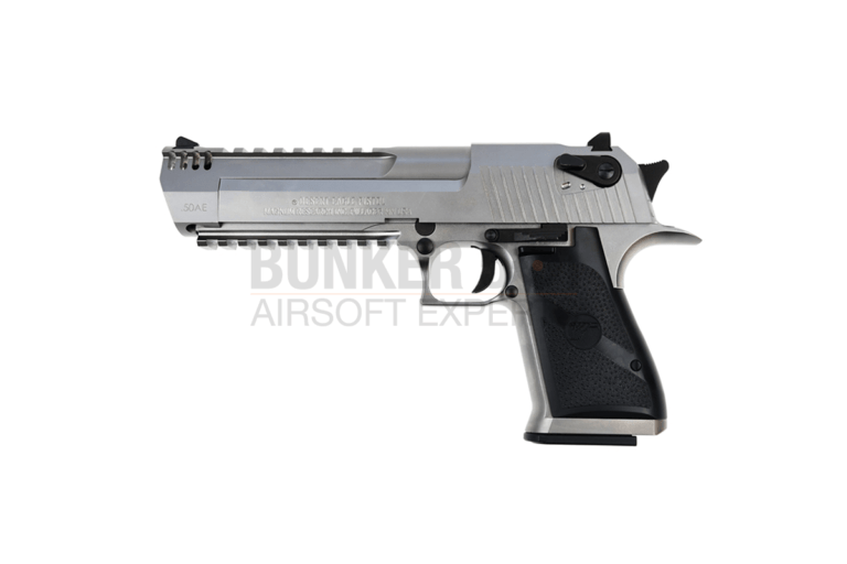 Licensed Desert Eagle L6 GBB (Silver)