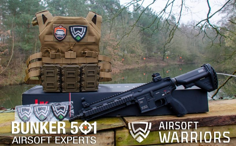 Airsoft Warriors promo