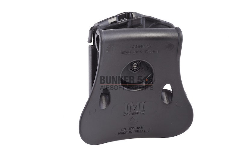 Imi Defense Roto / Retention Paddle Holster For Walther P99 – Bunker 501