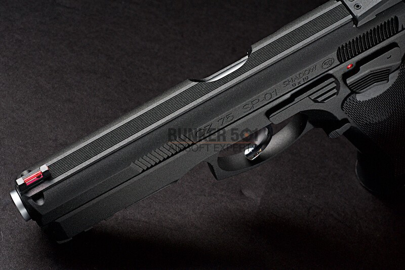 Kj Works Cz Sp-01 Shadow Gas / Co2 Blowback ⋆ Bunker 501