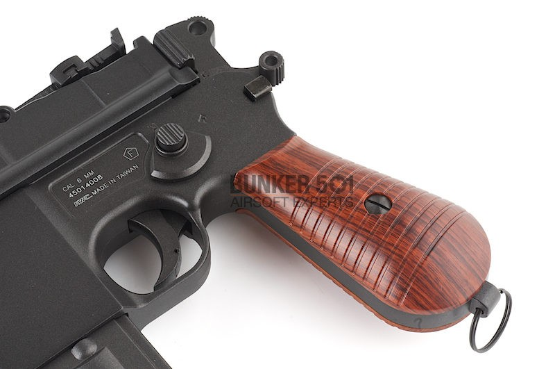 Kwc Full Metal M712 Co2 Blowback ⋆ Bunker 501