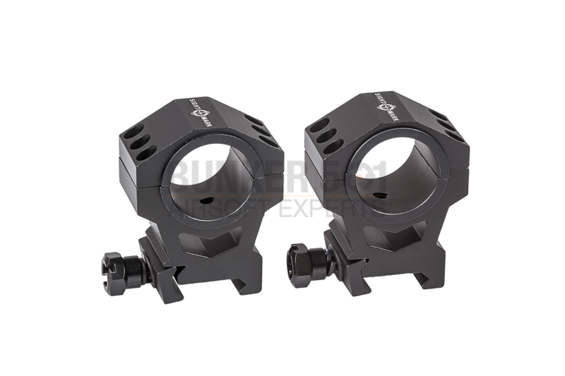 Sightmark 30mm /1 Inch High Height Rings