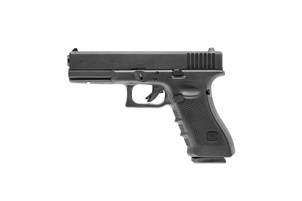 Umarex Glock 17 Gen 4 Co2 Blowback – Bunker 501