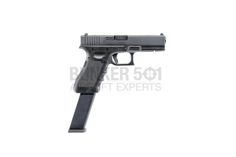 Umarex Glock 18C Side View Right