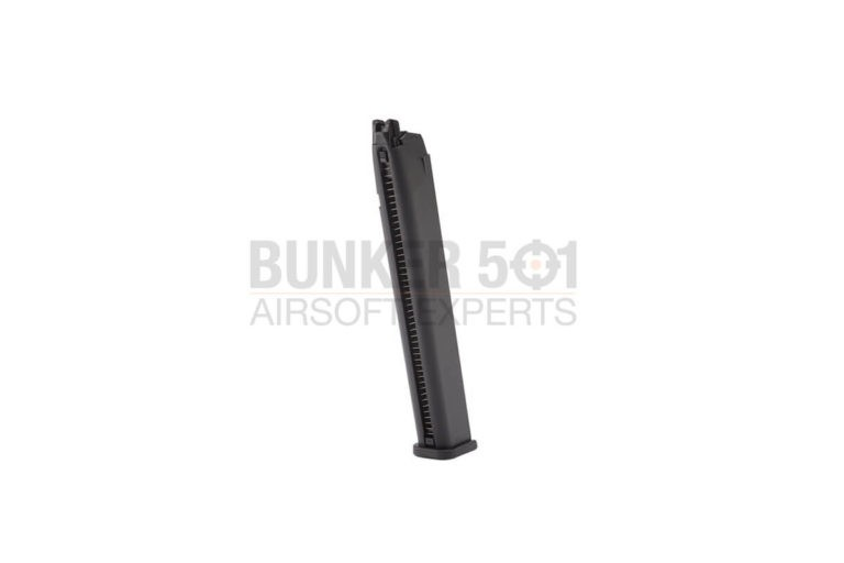 Glock 18C Extended Gas Magazine