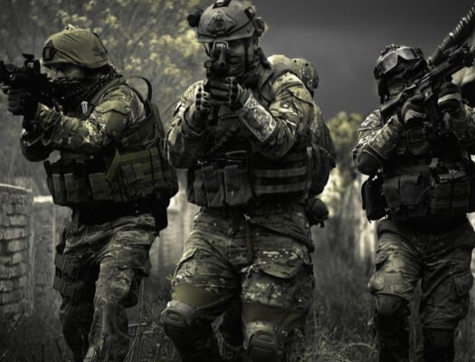 image of an airsoft category - grips - Bunker501