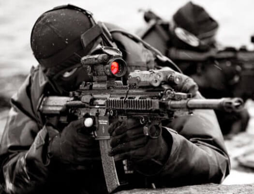 image of an airsoft category - sniper rifles - Bunker501