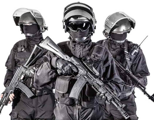 image of an airsoft category - gear - armor - Bunker501